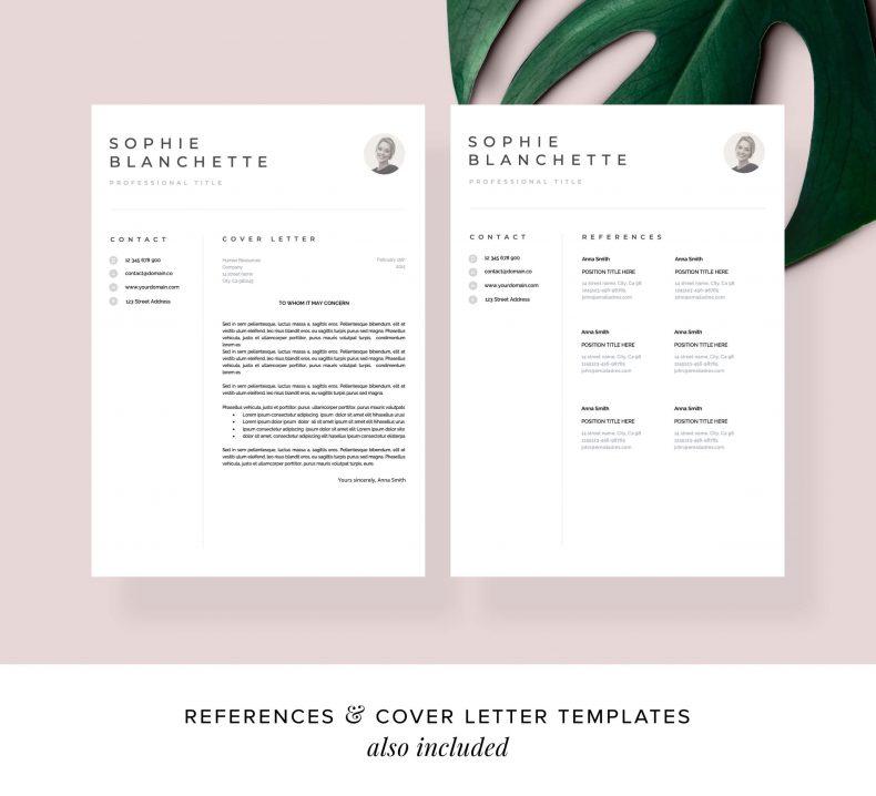 Szablon CV Frankfurt CV List motywacyjny