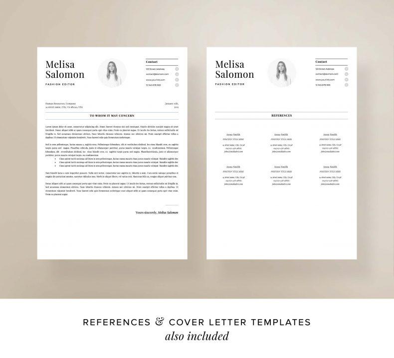 Simple resume template Paris letter motivation