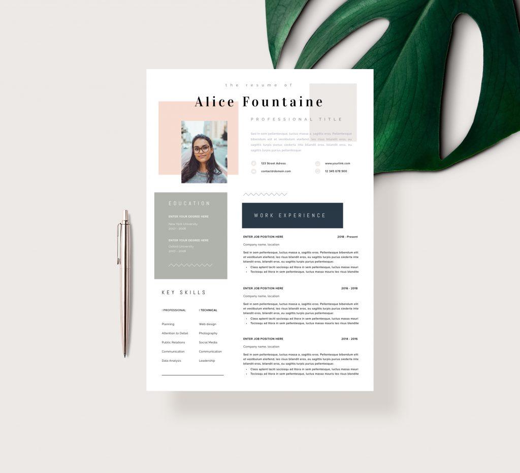 Architect Resume Format For Freshers